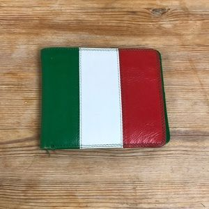 🇮🇹Italy wallet, genuine Nappa leather